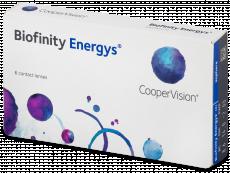 Biofinity Energys (6 lencse)