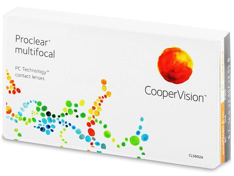 Proclear Multifocal XR (3db lencse)