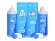 Avizor All Clean Soft ápolószer 2 x 350 ml