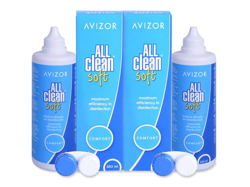 Avizor All Clean Soft ápolószer 2 x 350 ml