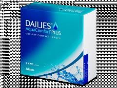 Dailies AquaComfort Plus (180db lencse)