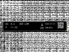 Miru 1 Month Menicon Multifocal (6 lencse)