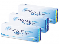 1 Day Acuvue Moist for Astigmatism (90 db lencse)