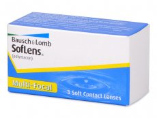 SofLens Multi-Focal (3 db lencse)
