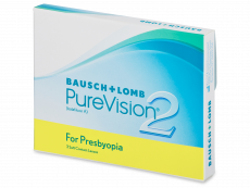 PureVision 2 for Presbyopia (3 db lencse)