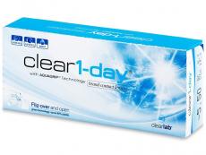 Clear 1-Day (30db lencse)