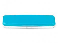Lencsetartó napi lencsékhez - kék