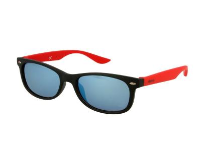 Gyermek napszemüveg Alensa Sport Fekete Piros Tükrös