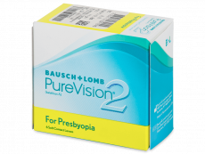 Purevision 2 for Presbyopia (6 db lencse)