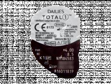Dailies TOTAL1 (30db lencse)