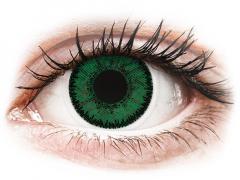 Smaragd SofLens Natural Colors kontaktlencse - dioptria nélkül (2 db lencse)