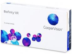 Biofinity XR (3db lencse)