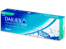 Dailies AquaComfort Plus Toric (30 db lencse)