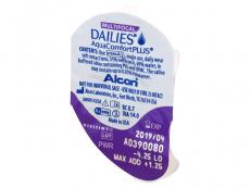 Dailies AquaComfort Plus Multifocal (30db lencse)