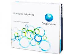 Biomedics 1 Day Extra (90db lencse)