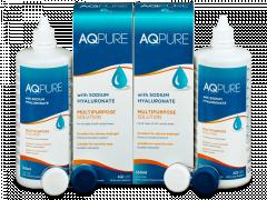 AQ Pure kontaktlencse folyadék 2 x 360ml
