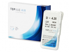 TopVue Air (1 db lencse)