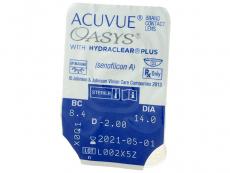 Acuvue Oasys (24 db lencse)