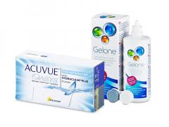 Acuvue Oasys for Astigmatism (12 db lencse) + 360 ml Gelone ápolószer