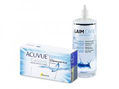 Acuvue Oasys for Astigmatism (12 db lencse) + 400 ml Laim-Care ápolószer