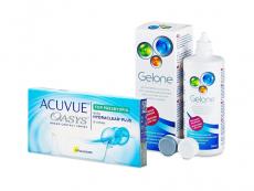 Acuvue Oasys for Presbyopia (6 db lencse) + 360 ml Gelone ápolószer