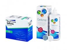 SofLens 38 (6 db lencse) + 360 ml Gelone ápolószer