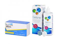 SofLens Multi-Focal (3 db lencse) + 360 ml Gelone ápolószer