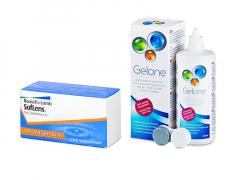 SofLens Toric (3 db lencse) + 360 ml Gelone ápolószer