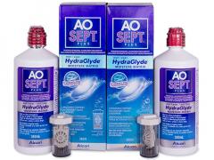 AO SEPT PLUS HydraGlyde ápolószer 2x360ml