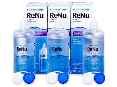 ReNu MPS Sensitive Eyes ápolószer 3 x 360 ml