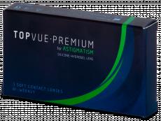 TopVue Premium for Astigmatism (3db lencse)
