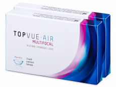 TopVue Air Multifocal (6 db lencse)