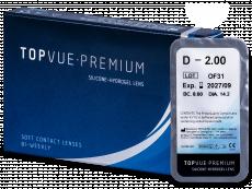 TopVue Premium (1db lencse)