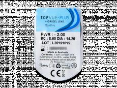 TopVue Monthly Plus (1 db lencse)