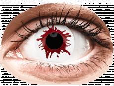 Wild Blood ColourVUE Crazy Lens napi lencsék - dioptria nélkül (2 db lencse)