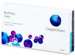 Biofinity Toric (3db lencse)