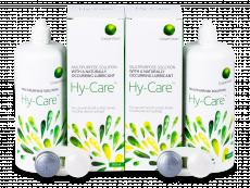 Hy-Care kontaktlencse folyadék 2x 360 ml