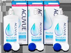 Acuvue RevitaLens ápolószer 3 x 360 ml