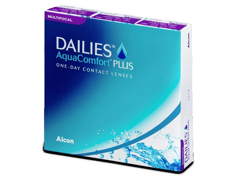 Dailies AquaComfort Plus Multifocal (90db lencse)