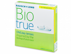 Biotrue ONEday for Presbyopia (90 lencse)