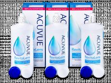 Acuvue RevitaLens ápolószer 3 x 300 ml