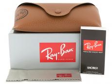 Ray-Ban Original Aviator napszemüveg RB3025 - 001/57 POL