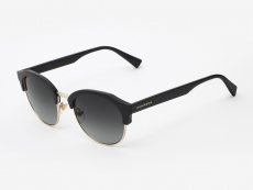 Hawkers Rubber Black Gradient Classic Rounded