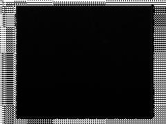 Szemüvegtisztító kendő - fekete