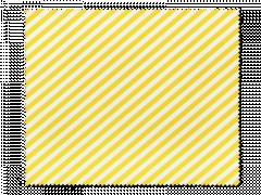 Szemüvegtisztító kendő - sárga, fehér csíkos
