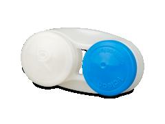 Antibakteriális lencsetartó - Kék