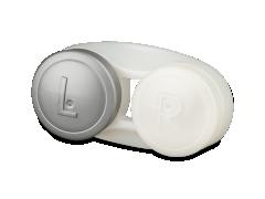 Antibakteriális lencsetartó - Szürke