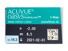 Acuvue Oasys 1-Day (30 db lencse)