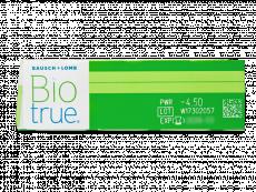 Biotrue ONEday (90db lencse)