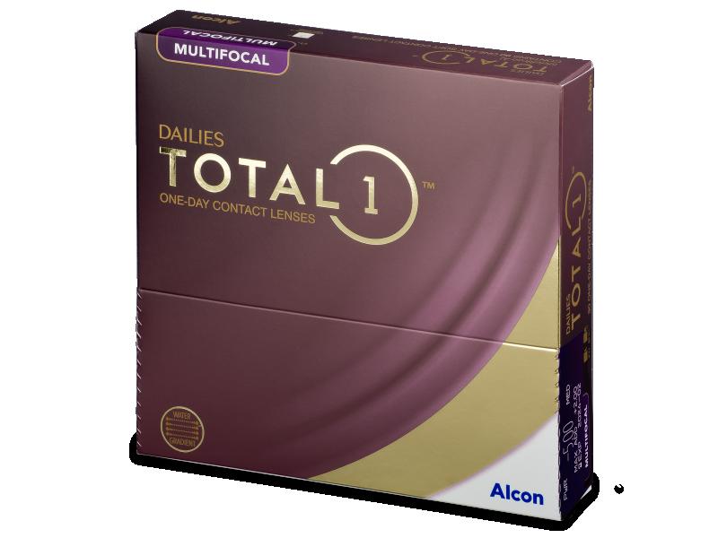 Dailies TOTAL1 Multifocal (90 lencse)